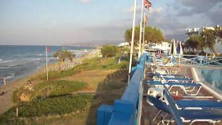 Christiana Beach Hotel Stalida Crete(Christiana Beach Hotel Stalida Crete., 2010-09-16T19:36:16.000Z)