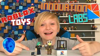 Innovation Labs / I GOT A BONUS CHASER RARE VIRTUAL ITEM CODE / #robloxtoys from Jazwares toys