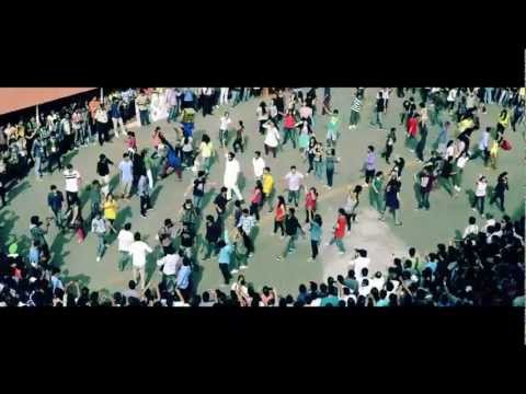 Flash Mob at VIT University - Riviera
