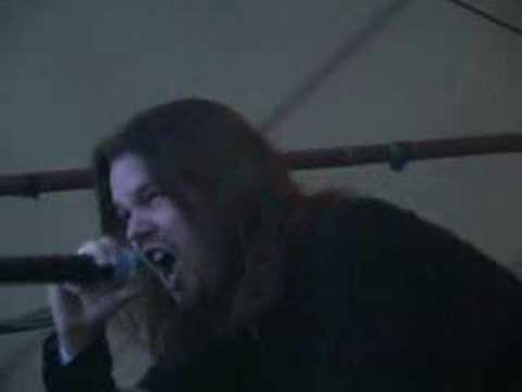 mourning caress - I follow the rain (live)