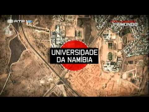 Portugueses Pelo Mundo - Windhoek, Namíbia   S07E06