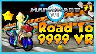 Mario Kart Wii Custom Tracks - WHAT IS HAPPENING?! - Road To 9999 VR   Ep. 71