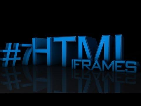 HTML Tutorial #7 - IFrames    Detusch