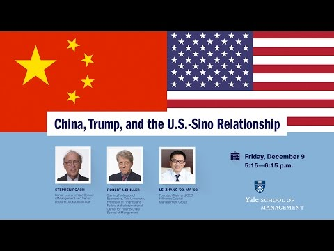 China, Trump, and the U.S.-Sino Relationship