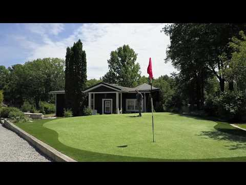 Create A Practice Green At Home