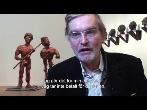 Thomas Schütte: United Enemies - Moderna Museet 8.10 2016–15.1 2017