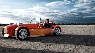 Lotus 7 интервью у хозяина. Выставка ретро автомобилей в Одессе