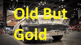 Dubai Motor Show Classic Cars