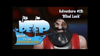 The Deep | Toy Play Adventure: Blind Luck | Sea Adventures | Wildbrain Cartoons