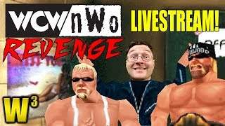 A Day of REVENGE! WCW/nWo Revenge Livestream | Wrestling With Wregret