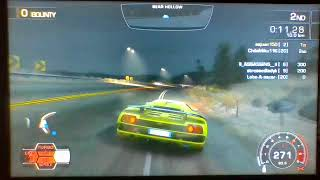 Need for Speed: Hot Pursuit - Online Exotic Pursuits: Midnight Run