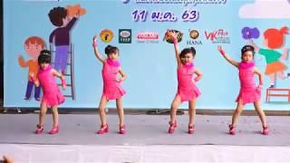 원더걸스(Wonder Girls) - Nobody Disco Ver. - น้องซานซาน น้องฮันน…