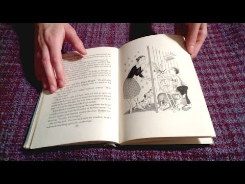 Role play: Used books, from 1898 to the present (ASMR, whispered)