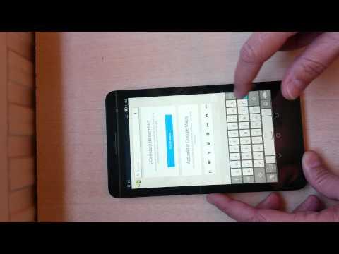 HUAWEI MediaPad T1 7.0 unboxing