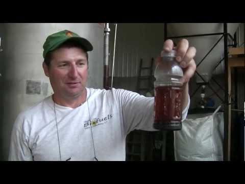 Making On-Farm Biodiesel