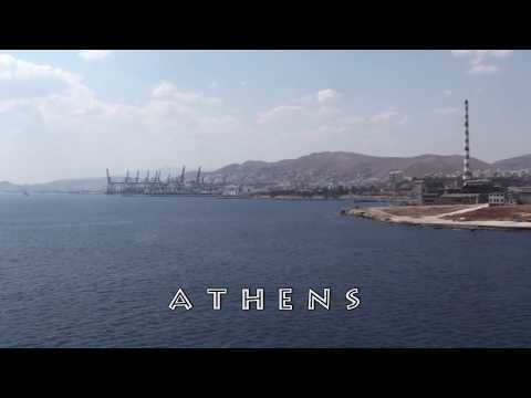 from piraeus to the akropolis in athens