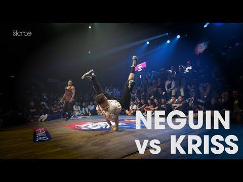 NEGUIN Vs KRISS // .stance // Red Bull DANCE YOUR STYLE WORLD FINALS 2019