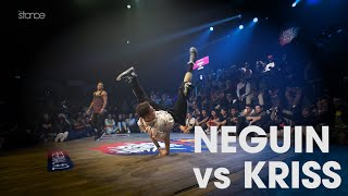 Download NEGUIN vs KRISS // .stance // Red Bull DANCE YOUR STYLE WORLD FINALS 2019 Mp3 and Videos