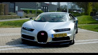 Dutchbugs is collecting their fourth Bugatti. First delivered Bugatti Chiron