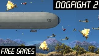 DOGFIGHT 2 Gameplay Free Flash Game PC HD
