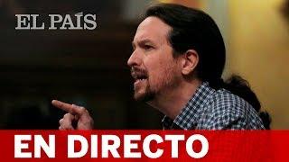 PABLO IGLESIAS en 'Hoy por Hoy' de CADENA SER