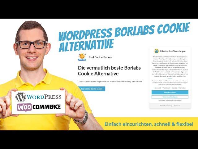 Die vermutlich beste WordPress Borlabs Cookie Alternative 💪  Viele Vorteilen + einfache Einstellung