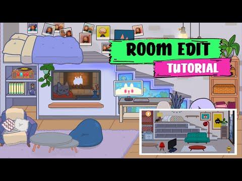 Room EDIT TUTORIAL
