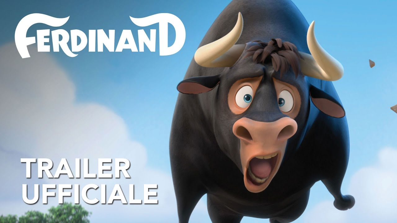 Ferdinand trailer ufficiale hd 20th century fox 2017 youtube