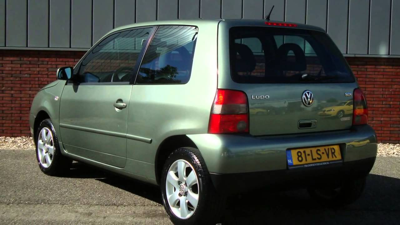 Volkswagen Lupo 1 7 Sdi Cambridge Lmv 14 Quot Youtube