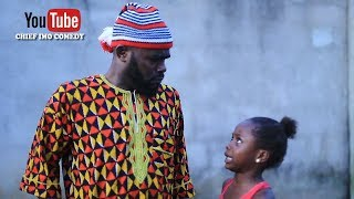 Chief Ojionu Ada KiriKiri lands Chief Imo into Trouble Okwu na Uka episode 50 - Chief Imo Comedy