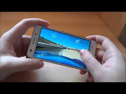 Huawei Ascend G620s - první pohled