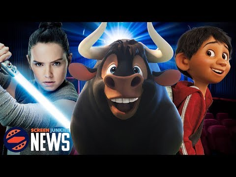 Disney & Fox Rule the Galaxy! - Charting with Dan