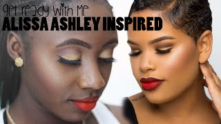 GET READY WITH ME - ALISSA ASHLEY INSPIRED MAKEUP - Maggie Magnoli