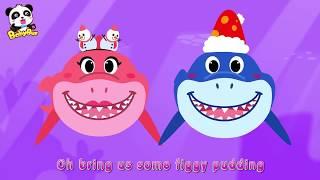 Gambar cover サメのかぞく  クリスマスソング  赤ちゃんが喜ぶ歌  子供の童謡   アニメ   動画   BabyBus