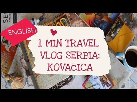 Make journal adventure:1 minute in Kovačica (SErbia)