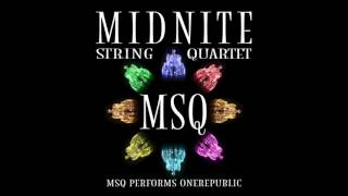 Wherever I Go - MSQ Performs OneRepublic by Midnite String Quartet