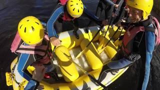 Video Sam's Stag -  Splash White Water Rafting download MP3, 3GP, MP4, WEBM, AVI, FLV Januari 2018