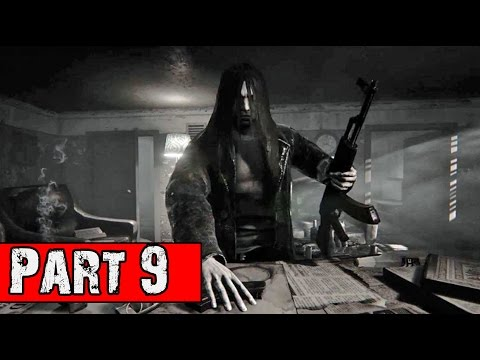 Hatred Walkthrough Part 9 Gameplay Lets Play PC