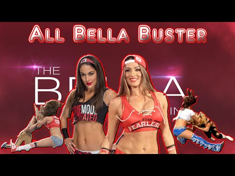 The Bella Twins - All Bella Buster [Sit-Out Facebuster] |RoiDivasFan|