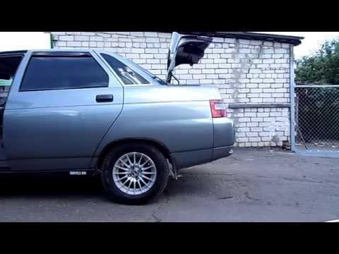 Газовые упоры на крышку багажника ВАЗ-2110