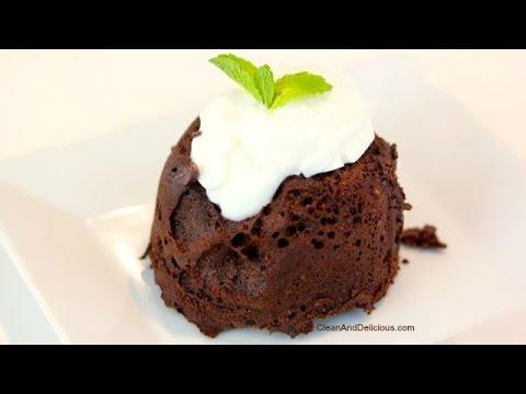 Gluten-Free Chocolate Mug Cake Recipe | Under 2-minutes!