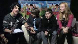 Horrid Henry The Movie Interview from Fun Kids