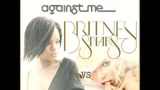 Britney Spears vs. Rihanna - Hold Unfaithful Against Me (OFFICIAL FINAL CANDLELIGHT VERSION)