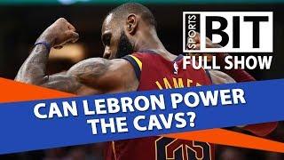 Cavaliers-Raptors & Pelicans-Warriors | Sports BIT | Tuesday, May 1