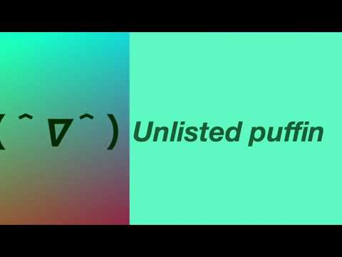 Baixar Unlisted Puffin - Download Unlisted Puffin | DL Músicas