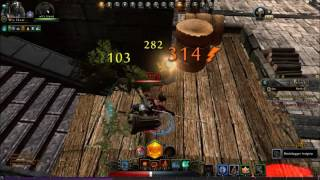 Neverwinter-Another 12 Slot Bag quest, Searching The Present, Analyze Order Docments Let's Play 44