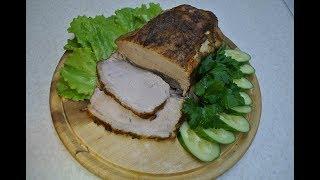 """Мясо к Новому году - король праздничного стола """"Запеченная свинина в фольге"""""""