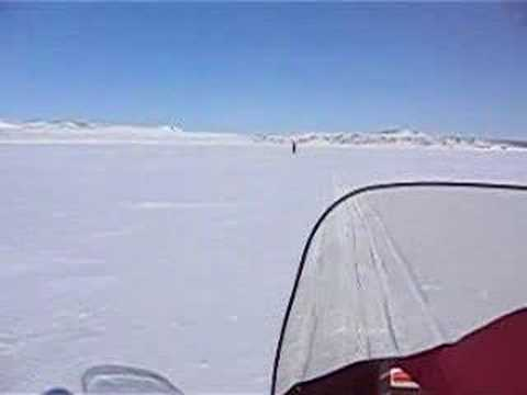 Greenland crosscountry