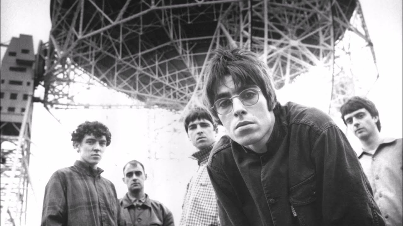 Live Forever - Oasis (Demo) - The Boardwalk (1994) - YouTube
