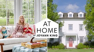 Take A Tour Of This Upstate New York Dream Home | At Home With Joyann King | Harper